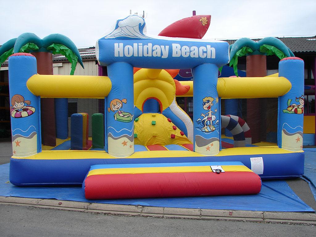 Multi-activité Beach Party