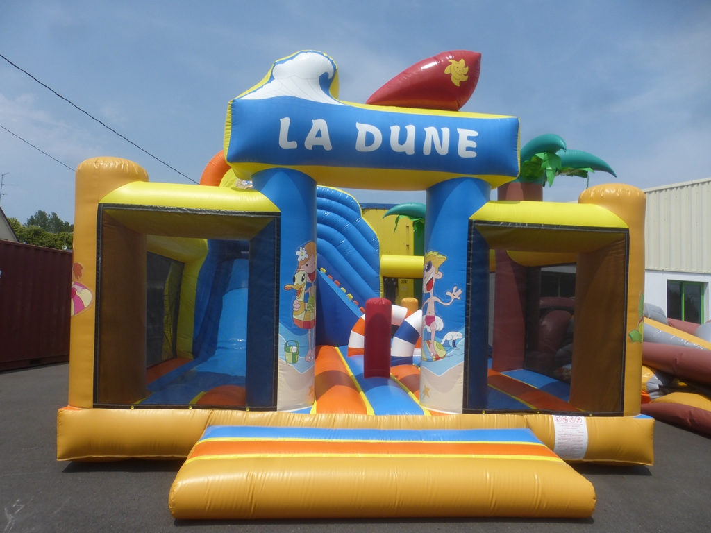 Chateau multi-activités La Dune