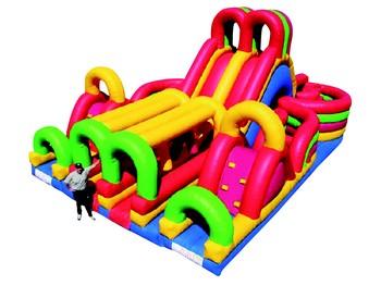 Parcours Adrenaline Maze