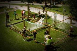 Parcours mobile kids 7 ateliers