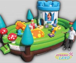 Baby magic Land - Dynamic Land